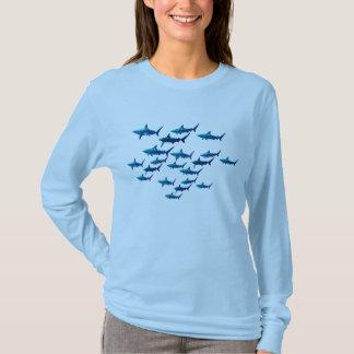 Camiseta Tubarões