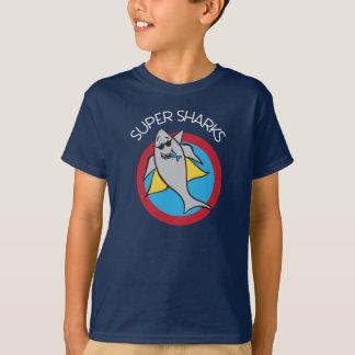 Camiseta Tubarões super