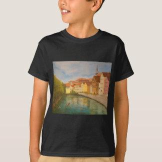 Camiseta Tubinga na luz solar
