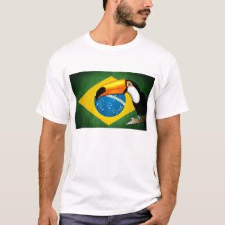 Camiseta Tucano Bandeira do Brasil