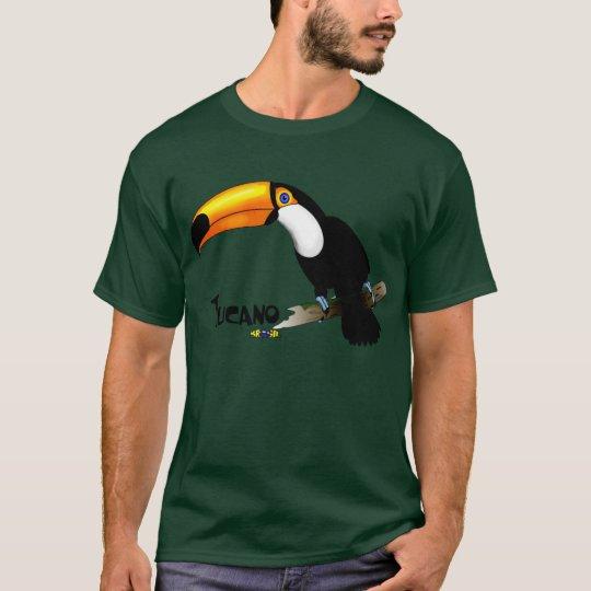 Camiseta Tucano Brasil
