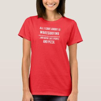 Camiseta Tudo cuidado de I é aproximadamente esportes de