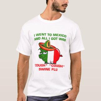 Camiseta Tudo I Got era gripe dos suínos