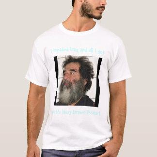 Camiseta Tudo que eu obtive era este ditador mau!