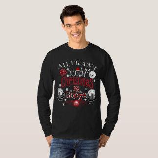 Camiseta Tudo que eu quero para o Natal é T-SHIRT das