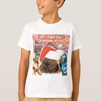 Camiseta Tudo que eu quero para o Natal é você
