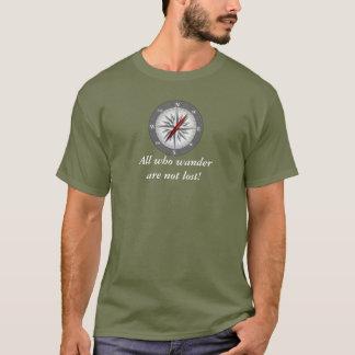 Camiseta Tudo que vagueia