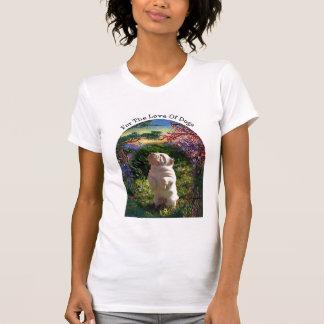 Camiseta Tudo que você precisa é t-shirt do amor