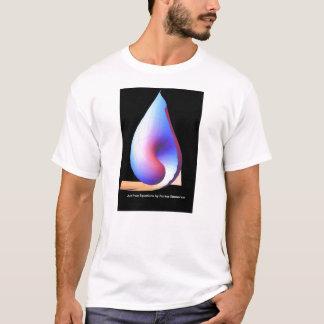 Camiseta Tulipa, arte das equações por Parker Emmerson