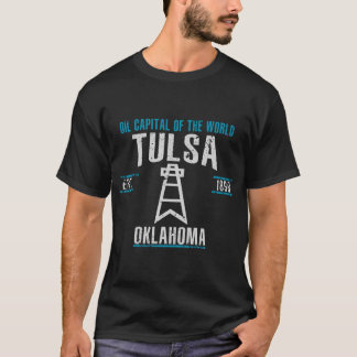 Camiseta Tulsa
