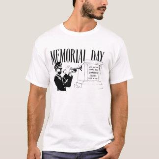 Camiseta Túmulo do Memorial Day do desconhecido