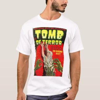 Camiseta Túmulo do terror o t-shirt do animal das areias