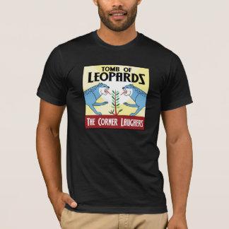 Camiseta Túmulo dos leopardos (com créditos)