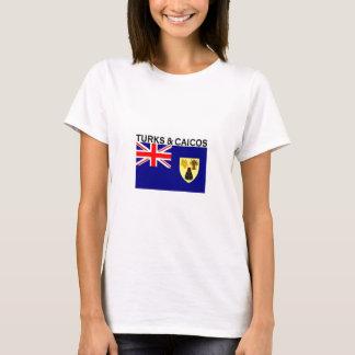 Camiseta Turcos & Caicos