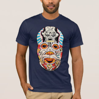"Camiseta Turfa Wollaeger ""Jim Mahfood Collabomask """
