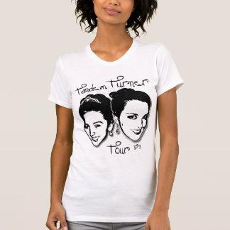 Camiseta Turner em tandem
