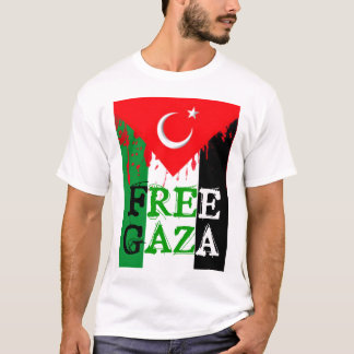 Camiseta Turquia/Palestina