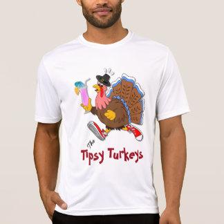 Camiseta Turquia Tipsy (cocktail) - esporte Tek SS