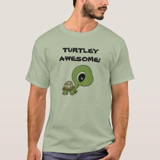 Camiseta Turtley impressionante!
