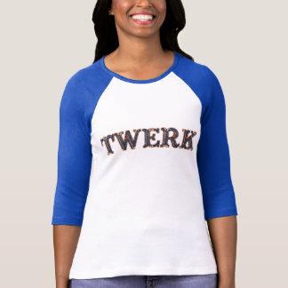 Camiseta Twerk do hipster