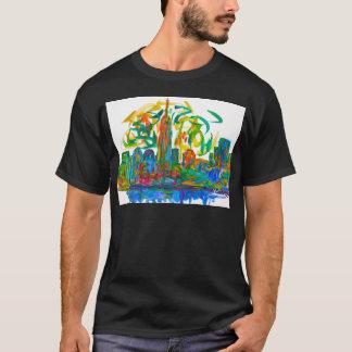Camiseta Twirl de Manhatten