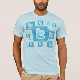 Camiseta Twitter louco
