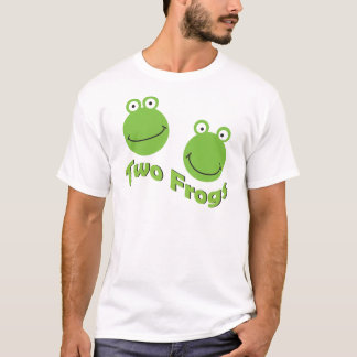Camiseta Two Frogs