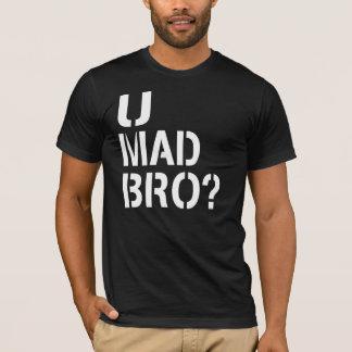 Camiseta U Bro louco?