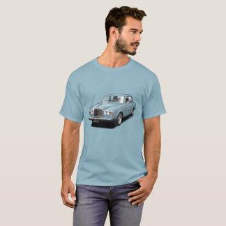 Camiseta U-Picareta--Cor que rola o t-shirt clássico real