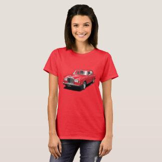 Camiseta U-Picareta--Cor que rola o t-shirt real das