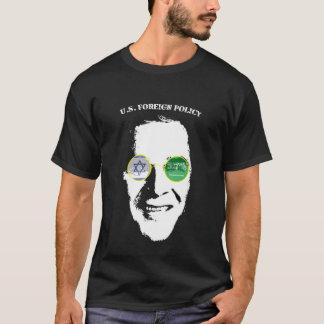 Camiseta U.S. Política externa