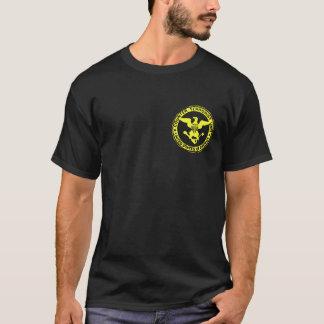 Camiseta U.S. Unidade contrária do terrorismo