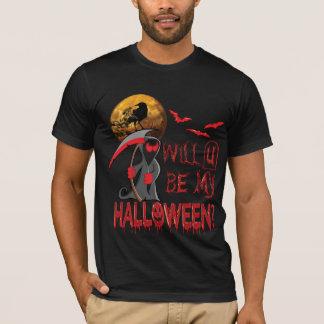 Camiseta U será meu Dia das Bruxas?