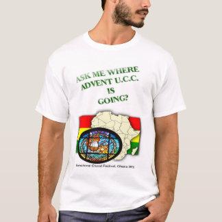 Camiseta Ucc t do advento