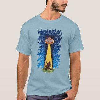 Camiseta UFO - Aliens antigos