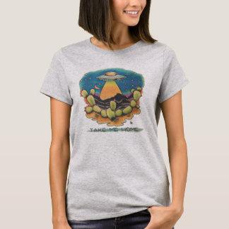 Camiseta UFO - Tome-me Home