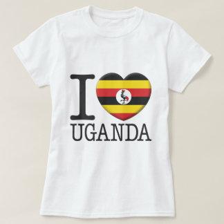 Camiseta Uganda