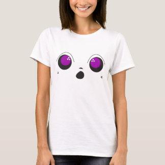 Camiseta uh oh cara (roxa)