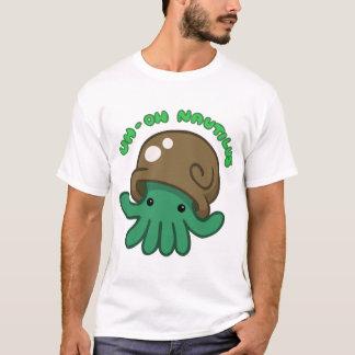 Camiseta Uh-oh nautilus