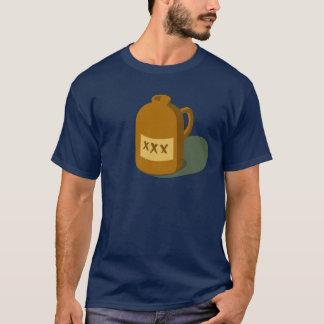 Camiseta uísque da banheira