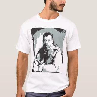 Camiseta Último imperador de Rússia