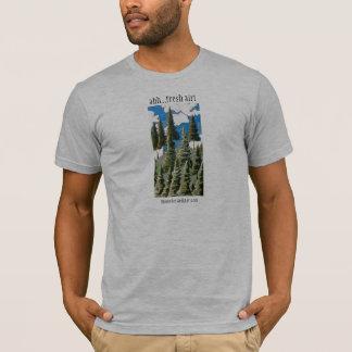 Camiseta Último Selway ensolarado #2 - personalizado