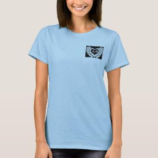Camiseta Último T minúsculo da banda