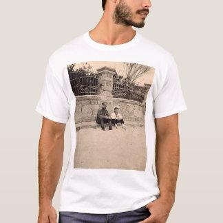 Camiseta Último Tsar e Tsarevich