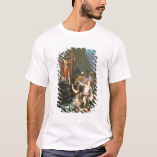 Camiseta Ulysses e as sirenes 2