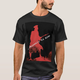 Camiseta Um adeus ao t-shirt dos braços