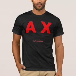 Camiseta Um autoX dos autocross do MACHADO de X auto-x
