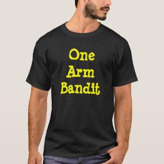 Camiseta Um bandido do braço