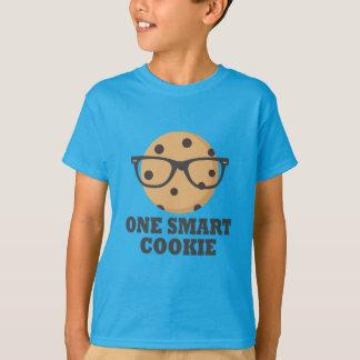 Camiseta Um biscoito esperto