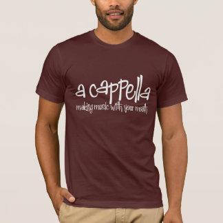 """Camiseta """"Um Capella """""""